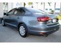 Volkswagen Jetta S Platinum Grey Metallic photo #7