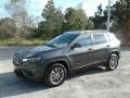 Jeep Cherokee Latitude Plus Granite Crystal Metallic photo #1