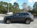 Jeep Cherokee Latitude Plus Granite Crystal Metallic photo #2