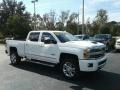 Chevrolet Silverado 2500HD High Country Crew Cab 4WD Summit White photo #7