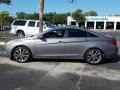Hyundai Sonata Limited 2.0T Harbor Gray Metallic photo #2