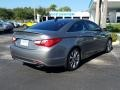 Hyundai Sonata Limited 2.0T Harbor Gray Metallic photo #5