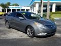 Hyundai Sonata Limited 2.0T Harbor Gray Metallic photo #7
