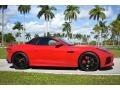 Jaguar F-TYPE Convertible Caldera Red photo #2