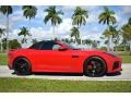 Jaguar F-TYPE Convertible Caldera Red photo #4