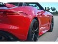 Jaguar F-TYPE Convertible Caldera Red photo #19