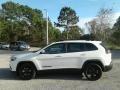 Jeep Cherokee Latitude Plus Pearl White photo #2
