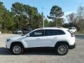 Jeep Cherokee Latitude 4x4 Bright White photo #2