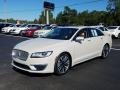 Lincoln MKZ Reserve II Ceramic Pearl photo #1