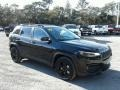 Jeep Cherokee Latitude Plus Diamond Black Crystal Pearl photo #7