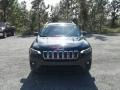 Jeep Cherokee Latitude Diamond Black Crystal Pearl photo #8