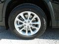 Jeep Cherokee Latitude Diamond Black Crystal Pearl photo #20
