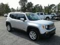 Jeep Renegade Latitude Glacier Metallic photo #7