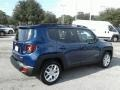 Jeep Renegade Latitude Jetset Blue photo #5