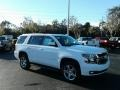Chevrolet Tahoe LT Summit White photo #7