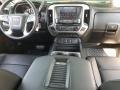 GMC Sierra 1500 SLT Crew Cab 4WD Quicksilver Metallic photo #13