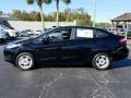 Ford Fiesta SE Sedan Shadow Black photo #2