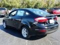 Ford Fiesta SE Sedan Shadow Black photo #3