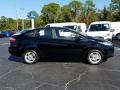 Ford Fiesta SE Sedan Shadow Black photo #6