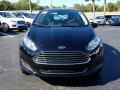 Ford Fiesta SE Sedan Shadow Black photo #8