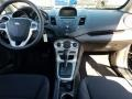 Ford Fiesta SE Sedan Shadow Black photo #13