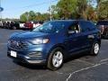 Ford Edge SE Blue Metallic photo #1