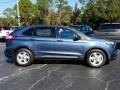 Ford Edge SE Blue Metallic photo #6
