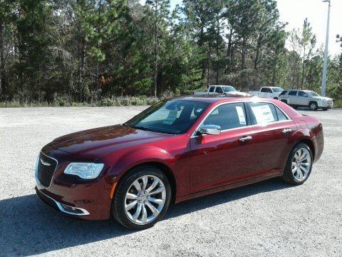 Velvet Red Pearl 2019 Chrysler 300 Limited