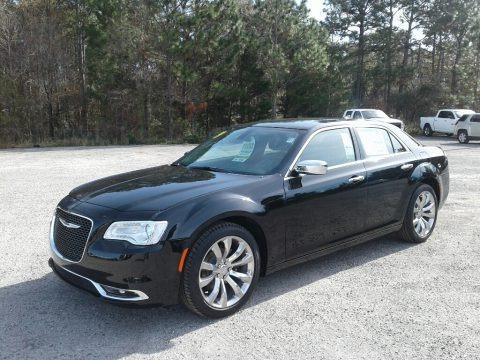 Gloss Black 2019 Chrysler 300 Limited