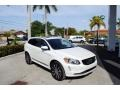 Volvo XC60 T5 Drive-E Crystal White Pearl photo #1