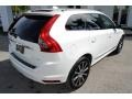 Volvo XC60 T5 Drive-E Crystal White Pearl photo #9