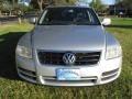 Volkswagen Touareg V6 Reflex Silver Metallic photo #15
