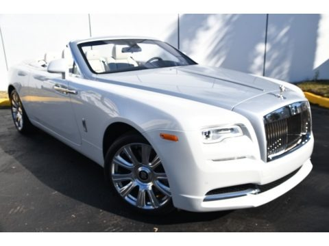 Andalusian White 2016 Rolls-Royce Dawn