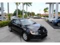 Volkswagen Jetta S Black photo #1
