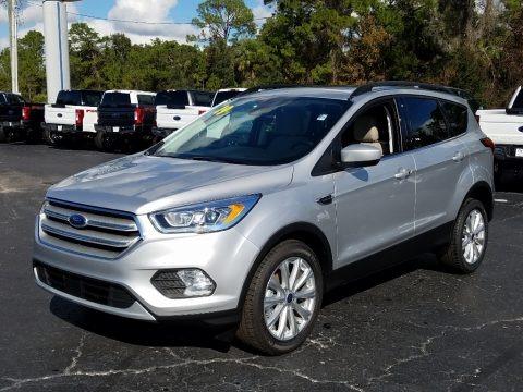 Ingot Silver 2019 Ford Escape SEL