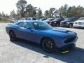 Dodge Challenger GT Indigo Blue photo #7