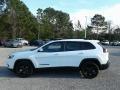 Jeep Cherokee Latitude Plus Bright White photo #2