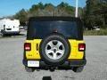 Jeep Wrangler Sport 4x4 Hellayella photo #4