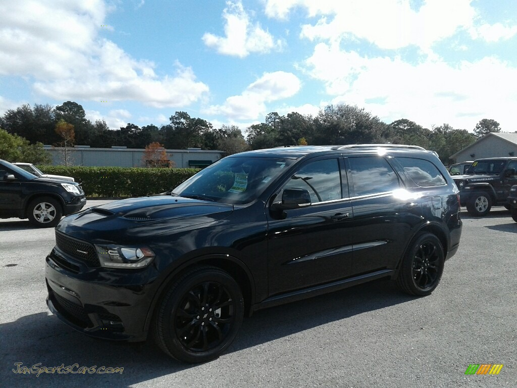 2019 Durango GT - DB Black / Black photo #1