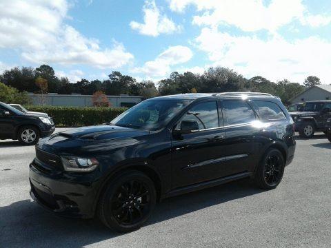 DB Black 2019 Dodge Durango GT