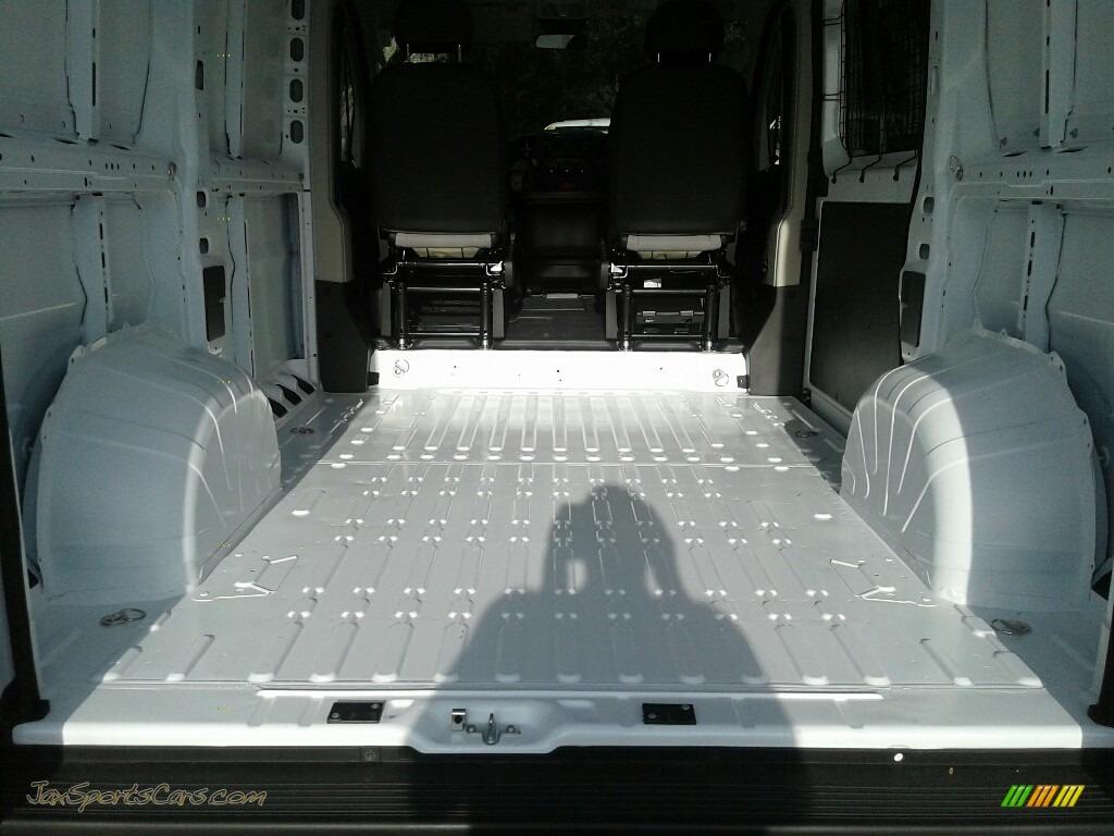 2019 ProMaster 1500 Low Roof Cargo Van - Bright White / Black photo #19