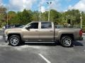 GMC Sierra 1500 SLT Crew Cab Bronze Alloy Metallic photo #2