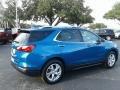 Chevrolet Equinox Premier Kinetic Blue Metallic photo #5