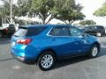 Chevrolet Equinox LT Kinetic Blue Metallic photo #5