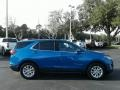 Chevrolet Equinox LT Kinetic Blue Metallic photo #6