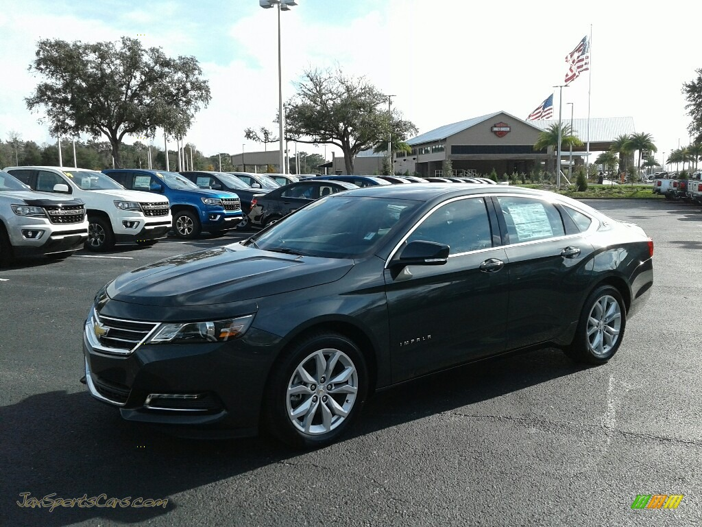 2019 Impala LT - Nightfall Gray Metallic / Jet Black photo #1
