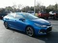 Chevrolet Cruze LT Kinetic Blue Metallic photo #7