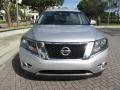 Nissan Pathfinder Platinum Brilliant Silver photo #15