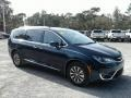Chrysler Pacifica Touring L Plus Jazz Blue Pearl photo #7