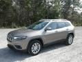 Jeep Cherokee Latitude Light Brownstone Pearl photo #1